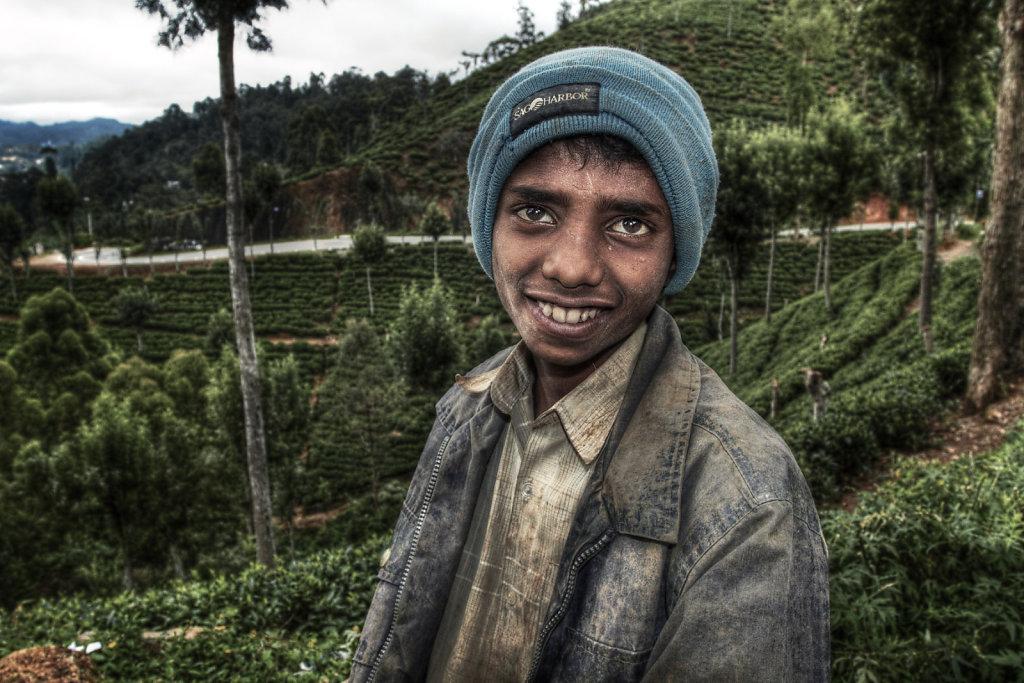 Delivery Boy, Sri Lanka
