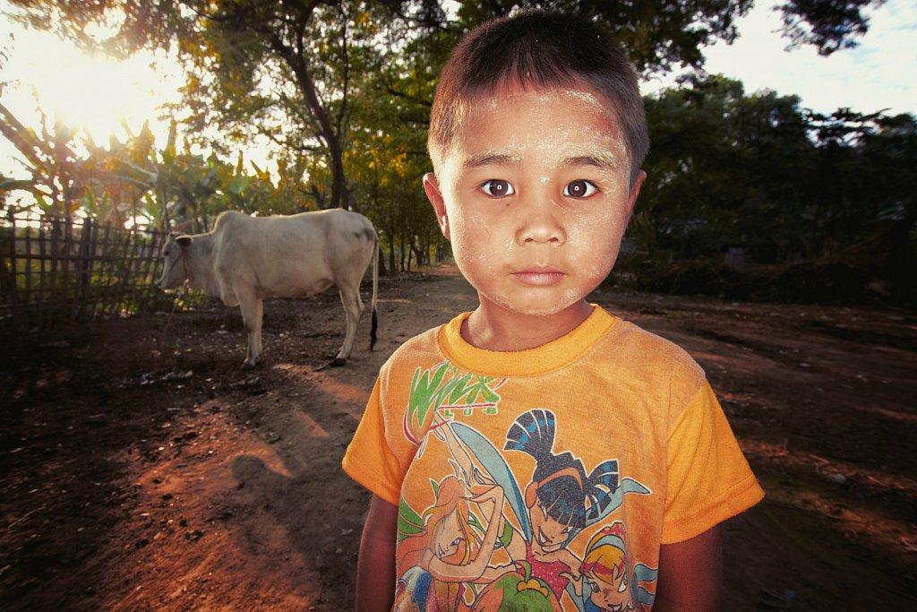 Little Shepard, Burma