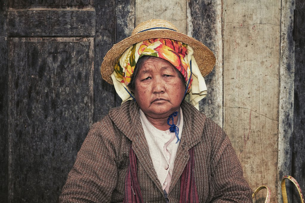 Tired By Life, Burma