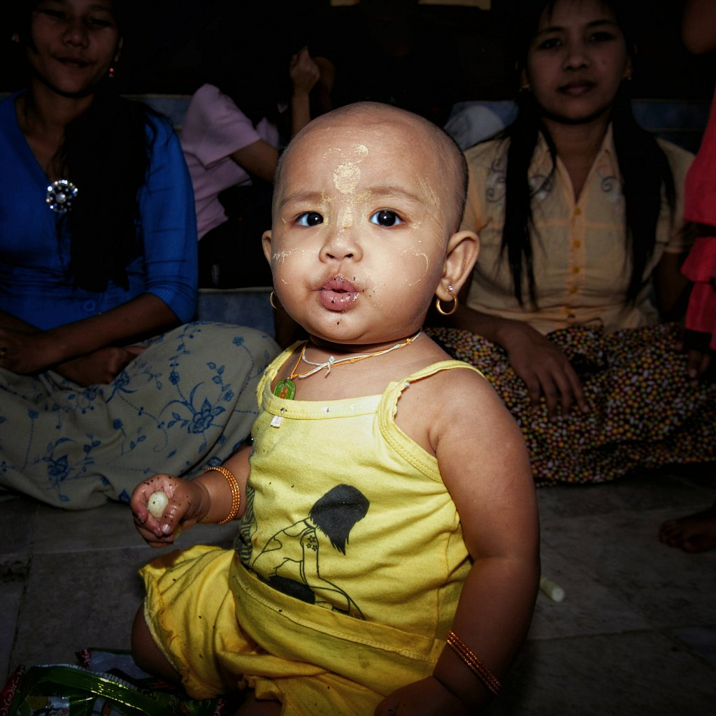 Yum yum, Burma
